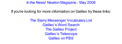 an analysis of the starry messenger by galileo galilei Galileo's the starry messenger the starry messenger revealing great, unusual, and re markable spectacles and especially of philosophers and astronomers as observed by galileo galilei gentleman of florence professor of mathematics in the university of padua, with the aid of a spyglass.